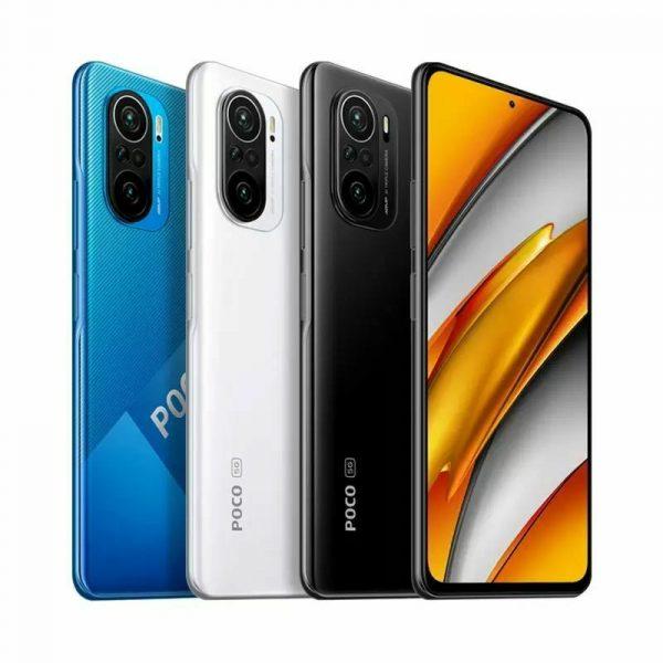Xiaomi POCO F3 5G 8GB/256GB Blauw voor €297