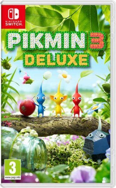 Pikmin 3 Deluxe (Nintendo Switch) voor €38