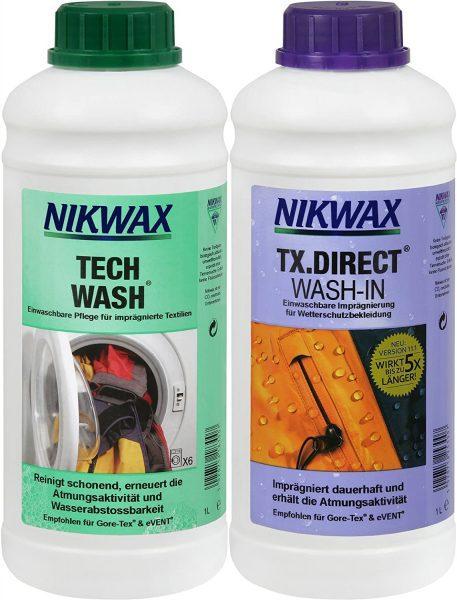 Nikwax Twinpack TECHWASH / TX-DIRECT 1L voor €23,50