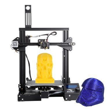 Creality Ender 3 Pro 3D Printer voor €129,99 door kortingscode