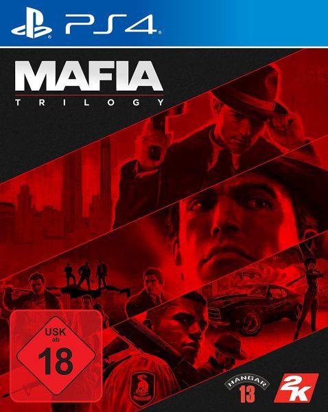 Mafia Trilogy – PlayStation 4 voor €16,99