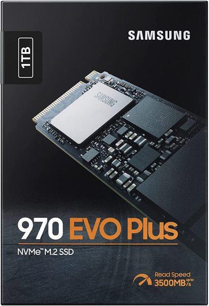 Samsung 970 EVO Plus 1TB M.2 SSD voor €101,57
