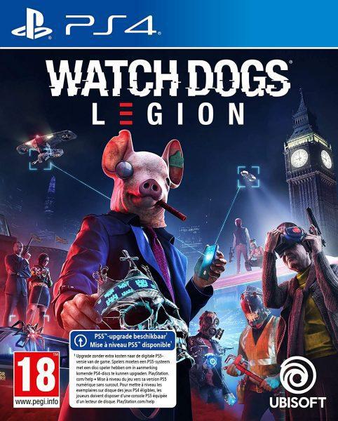 Watch Dogs: Legion (PS4) voor €14,95