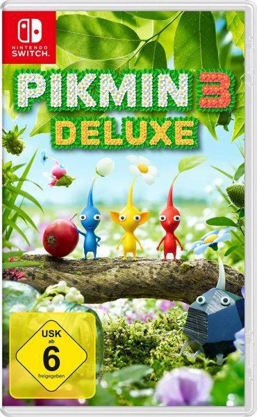 Pikmin 3 Deluxe (Nintendo Switch) voor €33
