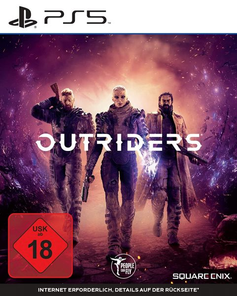 Outriders (PlayStation 5) voor €24,99