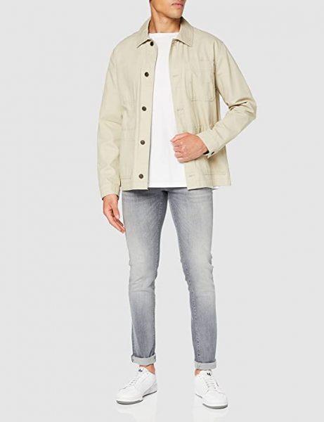 Jack & Jones slim fit strech jeans grijs voor €24,09