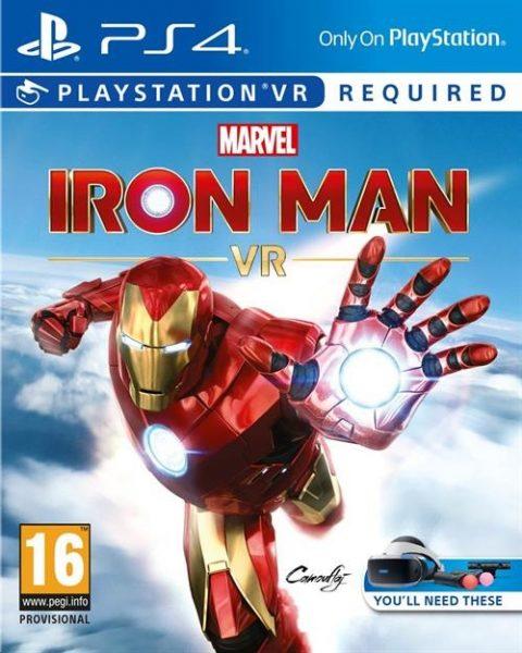Marvel's Iron Man VR | PlayStation 4 voor €14,99