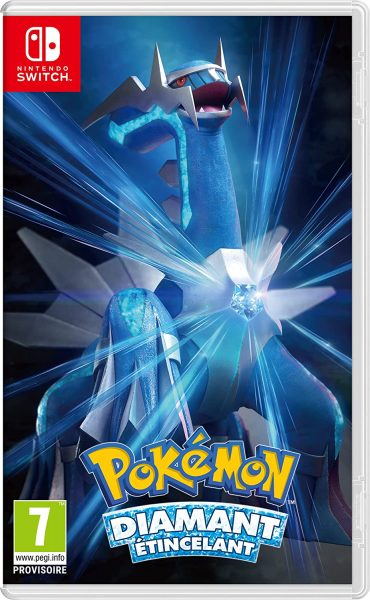Pokémon Brilliant Diamond (Nintendo Switch) voor €44,49